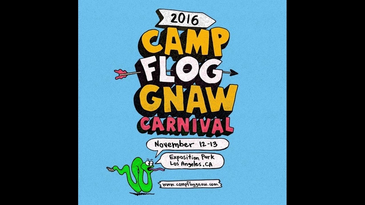 Camp Flog Gnaw Guide