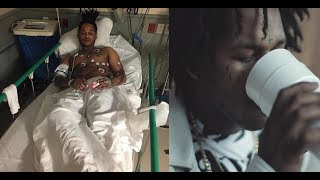 Fredo Santana says LEAN almost killed him. He was rushed to the Hospital for Liver & Kidney Failure!