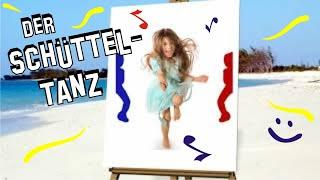 Der SCHÜTTELTANZ (Tanzlieder für Kinder) ♪ Kindertanz Bewegungslieder Mitmachlieder / Tanzalarmkids