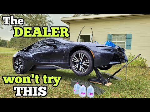 "The Dealer FAILED my ""Unrepairable"" BMW Supercar! Can I Fix it with this Simple DIY Trick???"