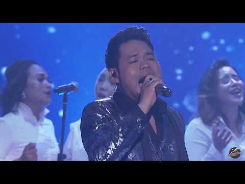 Syamel - Biar Cinta [Konsert Akhir AF Megastar Live Performance]