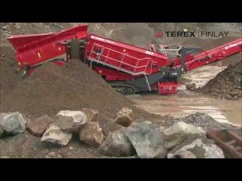 Terex Finlay 883 Screener