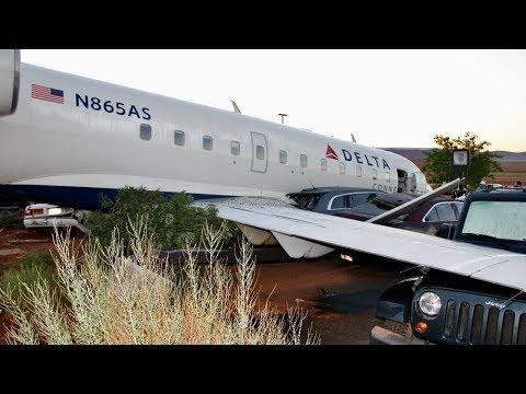 skywest-pilot-wanted-for-murder-steals-regional-jet,-drives-into-parking-lot,-kills-self