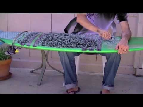 How To Wax Your Surfboard 2014 - Learn how to wax a surfboard