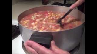 Brunswick Stew From Food Storage