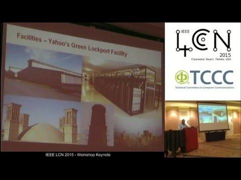 IEEE LCN 2015 Oct 26 - 09.00h CloudNA Workshop Keynote Masood Mortazavi