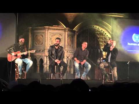 Outlandish look into my eyes 2015  acoustic concert in London