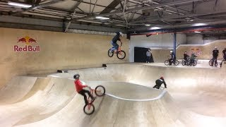 Lil Pros UK BMX Tour BONUS EPISODE: Pregaming in Scotland at Unit 23 Skatepark thumbnail