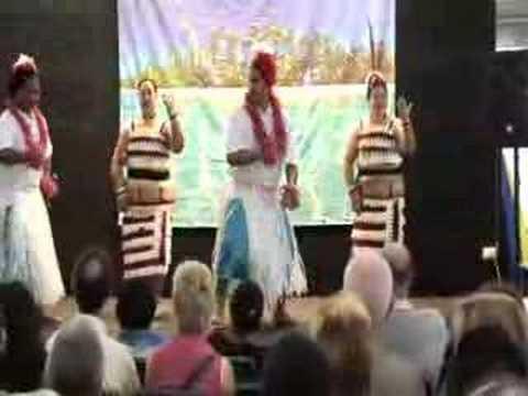 Fakafiefia - Maama Fo'ou Youth rep Kingdom of Tonga