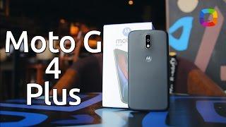 Moto G4 Plus - de jos în sus (review Română)