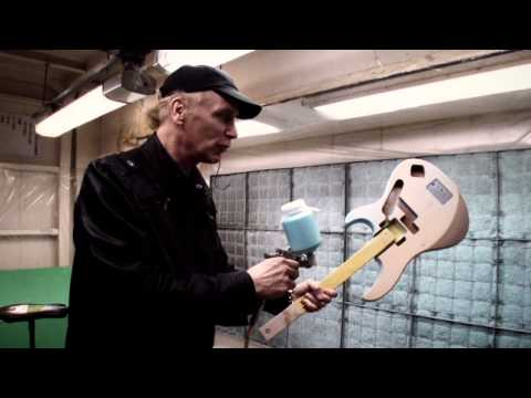 Billy Sheehan's Yamaha Attitude Limited 3: In-Depth Look of the Bass and Factory Tour Pt 3/4