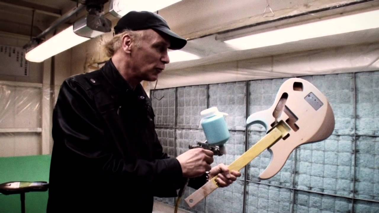 hight resolution of billy sheehan s yamaha attitude limited 3 in depth look of the bass and factory tour pt 3 4 youtube