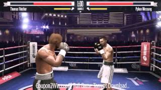 Real Boxing Gameplay PC HD