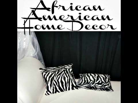 African American Home Decor - Youtube