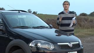Fiat Strada 3 puertas Multijet Test Mat as Antico