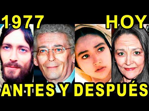 Jesús de Nazaret Actores Antes y Después 19772017 ¡40 Aniversario!