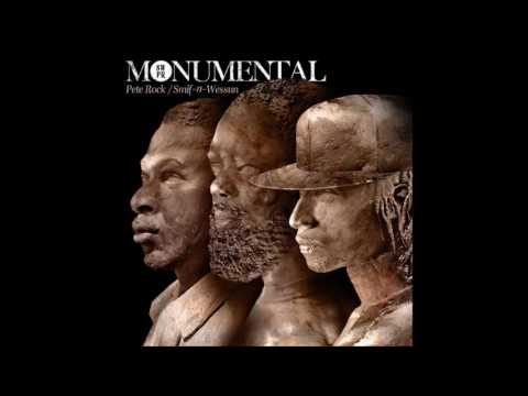 2011 - Smif N Wessun with Pete Rock -  Monumental FULL ALBUM