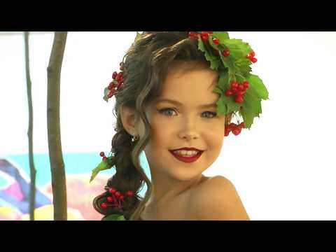 "TV7plus Телеканал Хмельницького. Україна: Шоу-проект "" Little Angel Super model "" . Випуск 4"