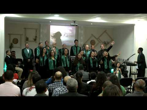 16º Aniversário CPEAD Catedral Vila Franca do Rosário, 05/05/2018, Coral