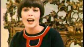 """Mireille Mathieu """"Un monde avec toi"""" 1967"""