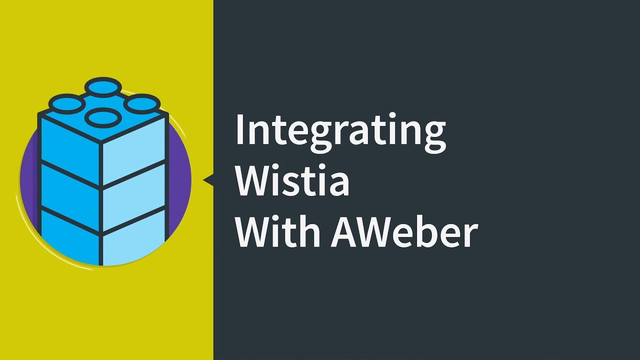 Collect Email Addresses From Video Marketing | Integrate Wistia with AWeber