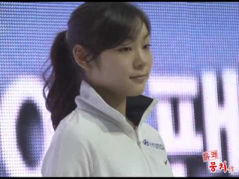 서울모터쇼 김연아 직캠(Kim Yun-A)