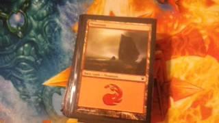 Mtg Kuldotha Goblins Deck Profile - 10/3/11