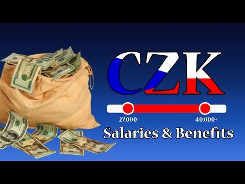 SALARIES & BENEFITS IN THE CZECH REPUBLIC