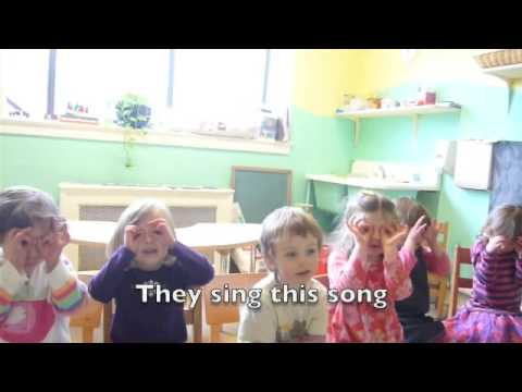 The Garden Road School: Owls Company Song