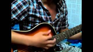Dưới Những Cơn Mưa (MrSiro) Guitar cover luluchip