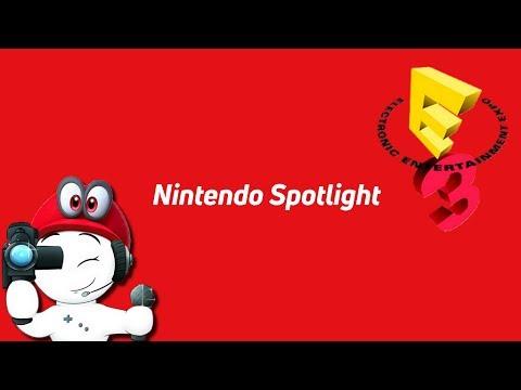 [Rediff] E3 2017 : La conférence Nintendo solide mais ... avec SpiritGamer.fr