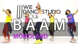 BAAM - MOMOLAND / Easy Dance Fitness Choreography / ZIN™ / Wook's Zumba® Story