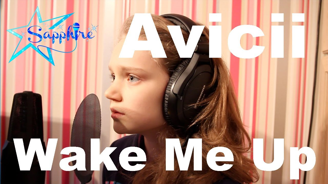 50406bab654a Avicii - Wake Me Up - cover by 10 year old Sapphire - Children In Need 2014 Song  All Star Choir - YouTube