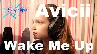 avicii wake me up cover by 10 year old sapphire children in need 2014 song all star choir
