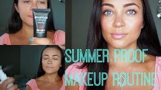 Summer Proof Makeup Routine ♡ Thumbnail