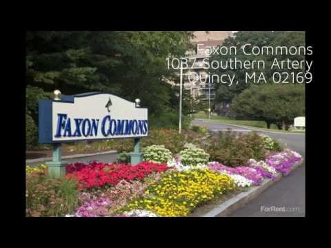 Faxon Commons Quincy MA