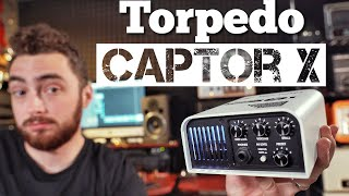 Is This Better Than The OX BOX? Two Notes Torpedo Captor X