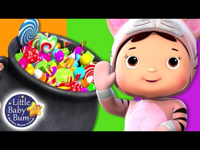 Halloween Song - Trick or Treat | Halloween For Kids | Little Baby Bum