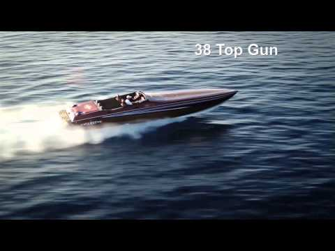 Cigarette Powerboats 2015