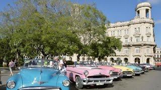 La Habana, Cuba, es como realizar un viaje al pasado