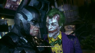 Batman: Arkham Knight - Joker Singing to Batman (Full Song)
