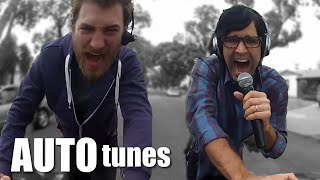 Repeat youtube video Push It Cover f. Rhett & Link (Auto Tunes w/Flula)