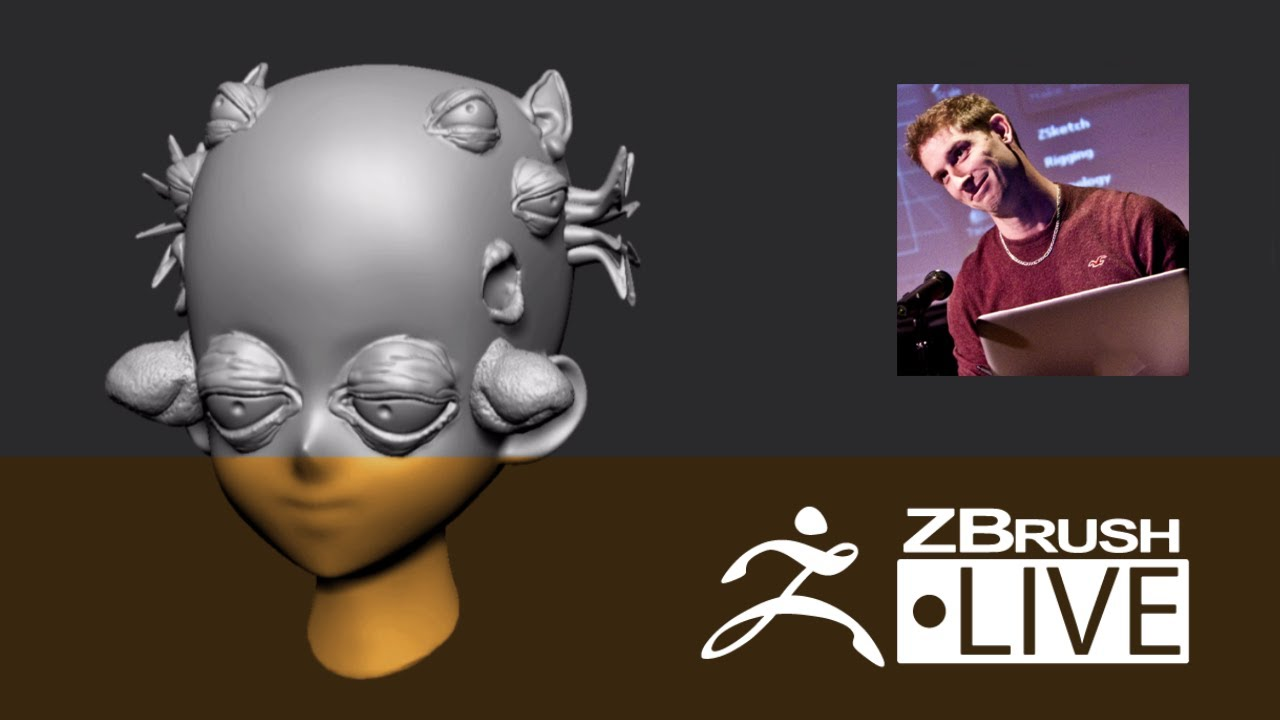 ZBrush 4R8 Edition – Did You Know That? with Developer Paul Gaboury
