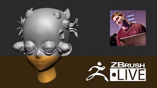 ZBrush 4R8 Edition - Did You Know That? with Developer Paul Gaboury - Episode 7