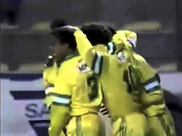 Nantes / Brest - 1990/1991