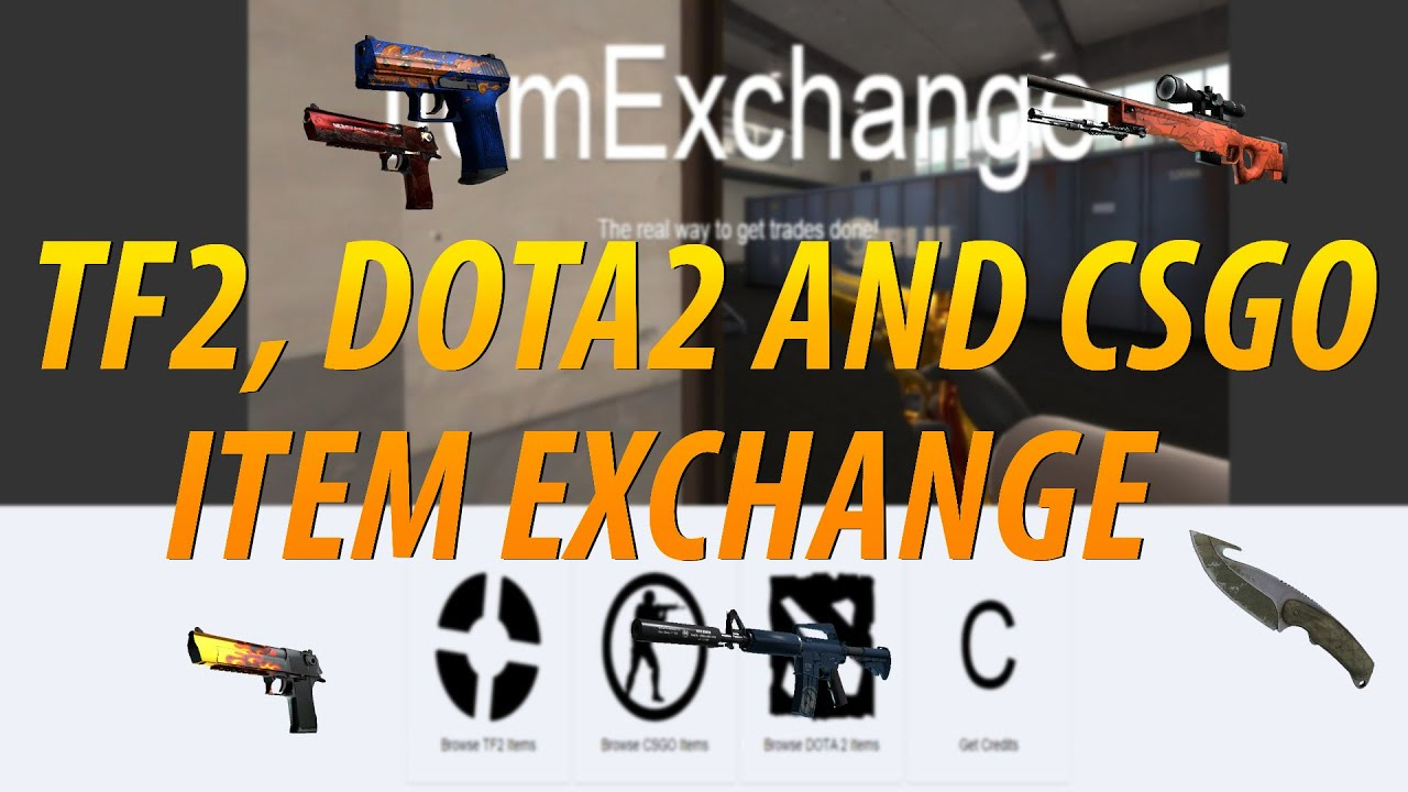 cs go exchange