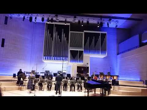 Judith Weir Horse d'Oeuvres - RNCM Wind Orchestra