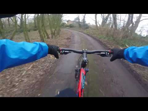 Biking GR12 Brussels - Paris (full raw video)