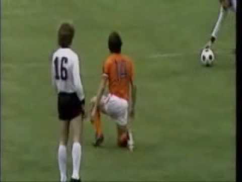 Cruyff vs Beckenbauer
