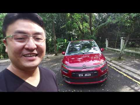 This 2019 Citroen C4 Space Tourer review could go on forever | Evomalaysia.com